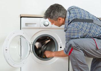 service af vaskemaskine